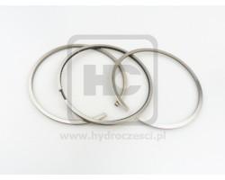 Komplet pierścieni tłokowych +1,0mm - Silnik JCB - Zamiennik