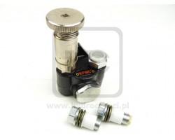 Pompka ręczna paliwa silnik ISUZU 4BG1 6BG1 -  JCB JS