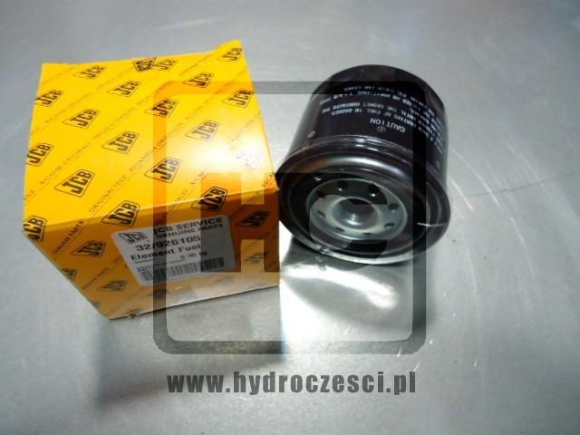 Filtr paliwa - Minikoparki JCB