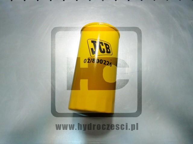Filtr oleju silnikowego - koparki JS
