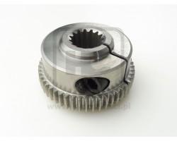 Zębatka sprzęgła pompy hydraulicznej - ładowarka JCB  406 - OEM