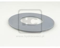 Podkładka dystansowa na sworzeń mostu przedniego - 3,5 mm - JCB 3CX 4CX