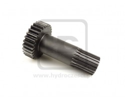 Wałek napędu (hydromotoru) - koparki JCB JS200, JS210, JS220, JS240, JS260- zamiennik