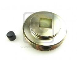 Jcb Nakrętka Metalowa Stabilizatora Bez Teflonu - 3Cx 4Cx - Oryginał