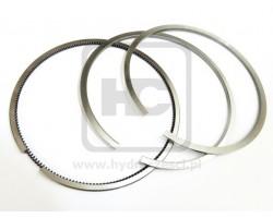 Komplet pierścieni tłokowych +0,50mm - Silnik JCB - Zamiennik