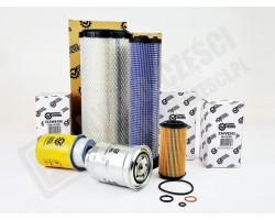 Komplet filtrów silnik KOHLER  JCB 86C-1