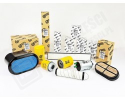 Zestaw filtrów do silnika JCB DieselMax TIER 3 - Komplet na 500 MTH - Service Filters