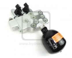 Główny zawór ciśnienia - Minikoparki JCB - Oryginał