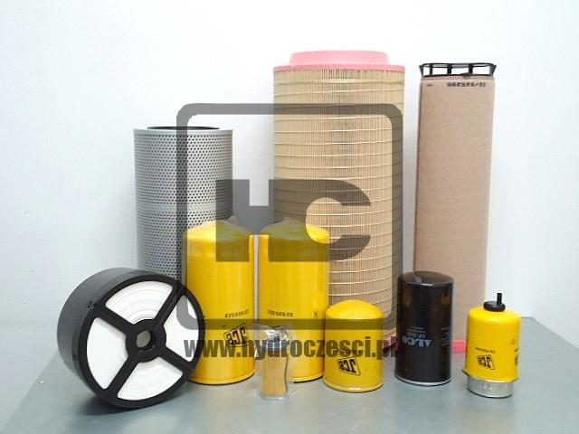 Komplet filtrów do koparki JCB JS460