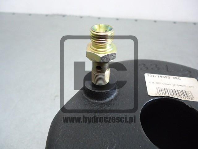 Adapter przelewowy do obudowy hydroklapy - 816/75021