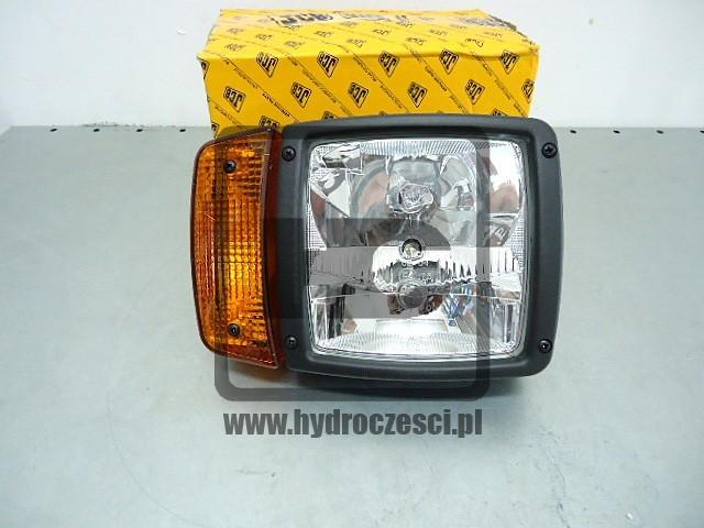 Oryginalna lampa przednia do JCB 12V - prawa strona - 700/50056