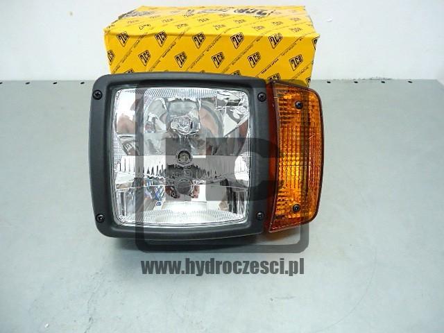 Lampa przednia - lewa strona - 700/50057