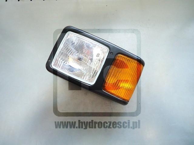 Lampa przednia - prawa strona - TELEHANDLER - 700/36000