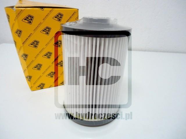 Wkład filtra paliwa - Koparki JCB JS - 332/G2071