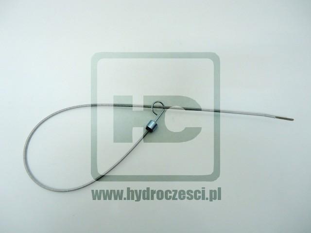 Szabelka poziomu oleju silnikowego - JCB - silnik AA AB - 123/02407