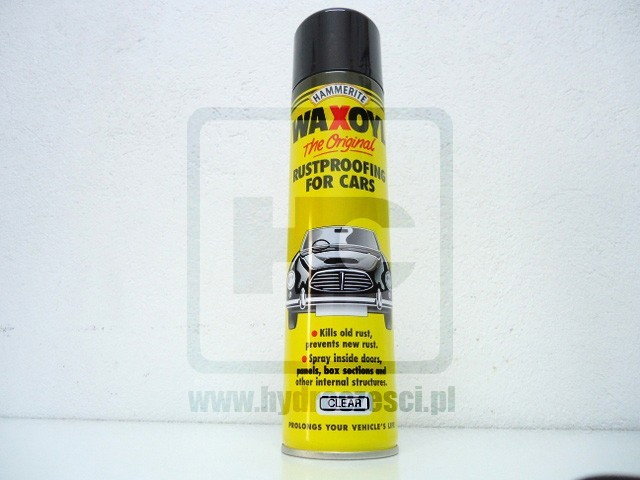 Smar do teleskopu i podpór - WAXOIL SPRAY - 400 ml - 4004/0501