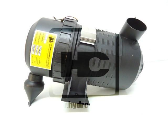 Filtr powietrza kompletny - Obudowa + Dekiel + Filtry