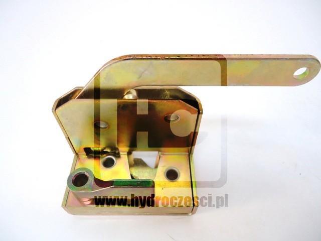 Zamek drzwi - Prawa Strona - Ładowarki JCB, JCB ROBOT, JCB 3CX - 121/13500