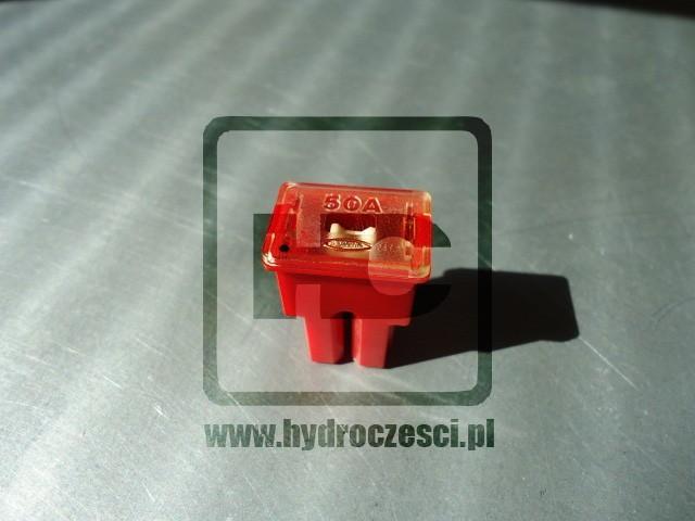 Bezpiecznik 50A - Do maszyn JCB - 717/11050