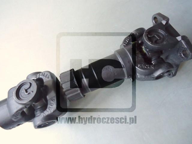 Wał pędny pompy hydraulicznej - JCB 3CX 4CX