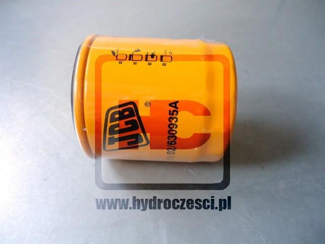 Filtr oleju silnikowego - Minikoparki JCB silnikami HH, HL, HP