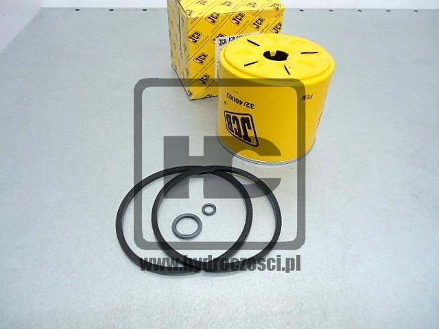 Filtr paliwa  - JCB 3CX 4CX - Oryginał - 32/401102
