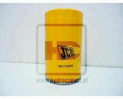 Filtr oleju silnikowego - koparki JS - Oryginał