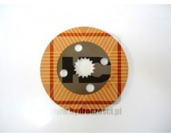 Tarcza cierna hamulcowa 2CX, 520-50 - OEM