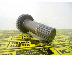 Wałek napędu (hydromotoru) - koparki JCB JS200, JS210, JS220, JS240, JS260 - OEM