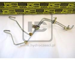 Rurka paliwa 1 i 2 - Pompa - Wtrysk - JCB DieselMax