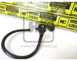 Rurka paliwa - Pompka Filtr - Silnik JCB DieselMax