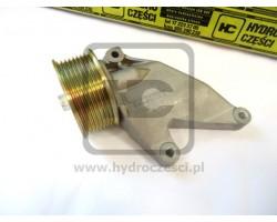 Rolka napinająca pasek z mocowaniem - Silnik JCB DieselMax