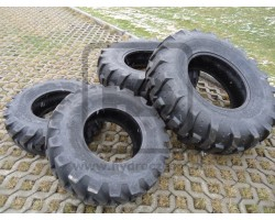 Komplet Opon do JCB 3CX - 2x 12.5x18 + 2x 18.4x26