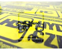 Zabezpieczenie sworznia osłonę węży - JCB 3CX 4CX