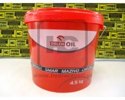 Półpłynny smar litowo-wapniowy ORLEN 4,5 kg