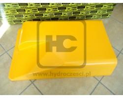 Osłona na przesuw R/H JCB - Żółta