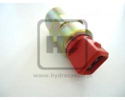 Czujnik gaszenia ESOS - JCB 3CX 4CX - Pompa wtryskowa 24V