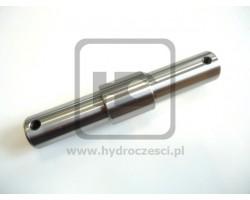 Wałek koła napinającego - JCB MINI 3,5 T - Zamiennik