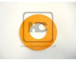 Podkładka obrotu - Ślizg konika - JCB 3CX 4CX