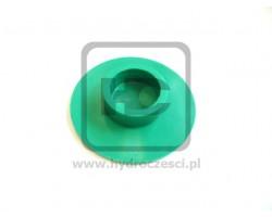 Ślizg podpory (stabilizatora) górny - 5mm - JCB 3CX 4CX