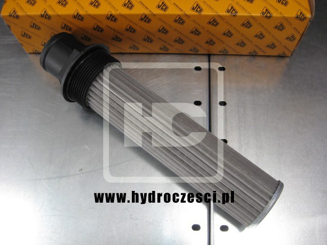 Filtr ssania zbiornika hydrauliki