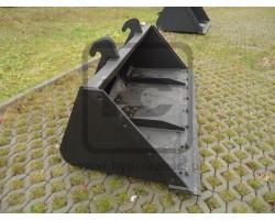 Łyżka / Szufla 1 m3 - Ładowarki teleskopowe JCB + Lemiesz HARDOX