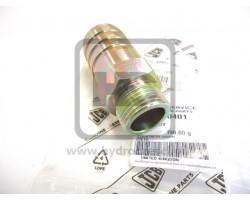 Nypel, adapter pompy hydraulicznej - JCB Minikoparka - Oryginał