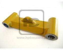 Łącznik łyżki z koluchem - JCB 3CX 4CX