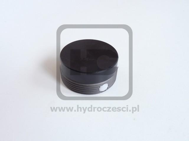 Ślizg podpory metalowy - dokręcany - Stabilizator JCB 3CX 4CX