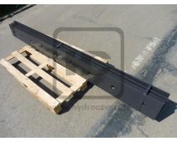 Lemiesz osłonowy do przedniej łyżki JCB 4CX - 245 cm - HARDOX