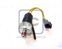 Czujnik ciśnienia oleju silnik. - koparki JS - Zamiennik