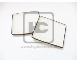 Filtr klimatyzacji 228 x 187 - JCB 3CX 4CX - Service Filters