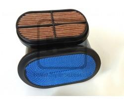 Komplet filtrów powietrza 3CX i 4CX - Silnik JCB DieselMax - Service Filters