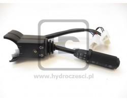 Przełącznik kierunkowskazy, światła - Prawa strona JCB - Zamiennik